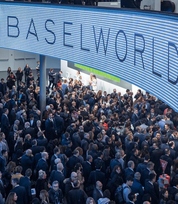 Baselworld 3CorridorSwarovskiBaselworld2017H11DOB6083089352