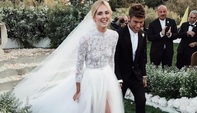 Matrimonio In Italiano : The ferragnez: le fedi firmate pomellato per il matrimonio italiano